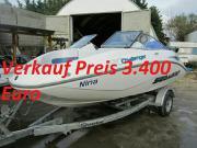 Seadoo Challenger Jetboot