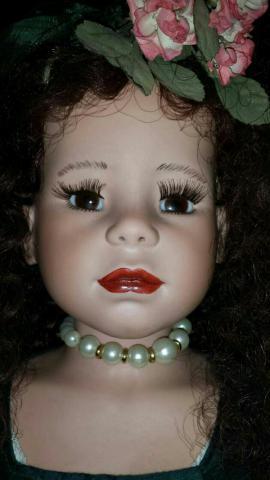 Bild 4 - Selbstgemachte Puppe aus Porzellan - Ettlingen