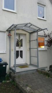 Selbsttragende Vordachkonstruktion, Vordach,