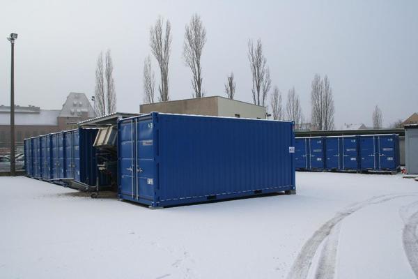 Selfstorage Lagercontainer Möbellager » Vermietung Garagen, Abstellplätze, Scheunen