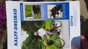 Senioren Dreirad zu