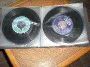 Single Schallplatten 50er - 80er LP