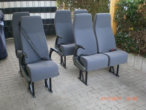 sitze f r ducato minibus in germersheim fiat teile. Black Bedroom Furniture Sets. Home Design Ideas