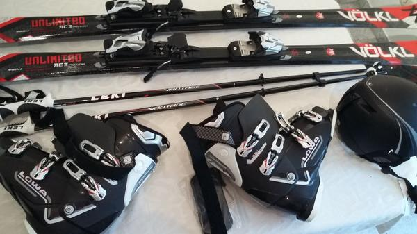 Ski, Schuhe, Stöcke, » Wintersport Alpin