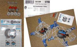 Schneeketten - SONDERANGEBOT Rudmatic Centrax Comfortmontage Schneeketten