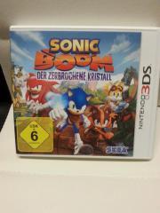 Sonic Boom Der