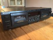 Sony Cassette Deck