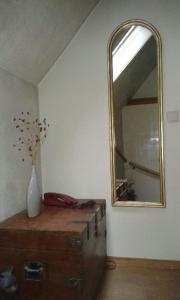 Spiegel mit hochwertigem