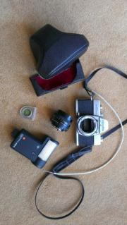 Spiegelreflex-Kamera Minolta