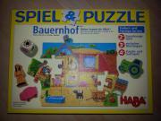 Spiel & Puzzle Bauernhof