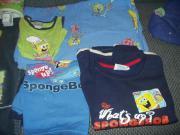 Sponge-Bob SammlungKleidung Spiele Hefte