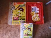 SpongeBob Schwammkopf, DVD