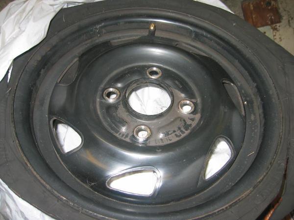 Stahlfelgen 155 70 R13 für