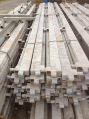 Stahlträger Schalungsträger 8x5x400