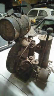 Standhilfsmotor