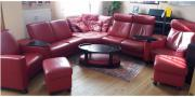 Stressless Sofa, Couch,
