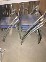 Stühle Metall