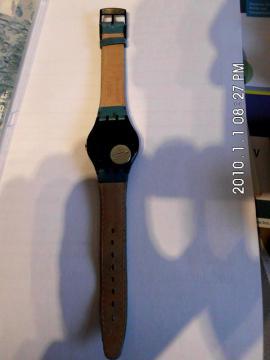 Uhren - Swatch Ellypting 24h Uhr - sehr