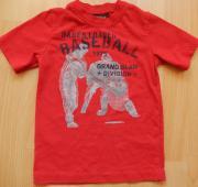 T-Shirt mit Aufdruck Gr- 98