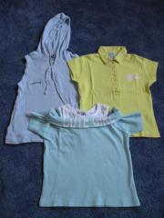 T-Shirt Paket Gr 140 3