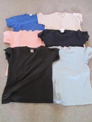 T-Shirt Paket Gr 152 7