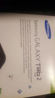 Tablett von Samsung