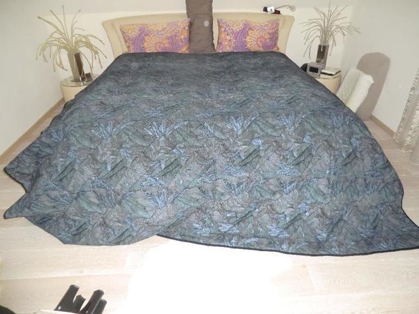 tagesdecke betta berwurf gebraucht kaufen nur 4 st bis 75 g nstiger. Black Bedroom Furniture Sets. Home Design Ideas