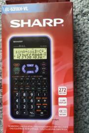 Taschechnrechner von SHARP