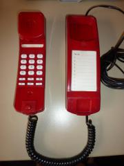 Tasten Telefon Rot