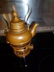 Teekanne mit Stöfchen von Meßmer