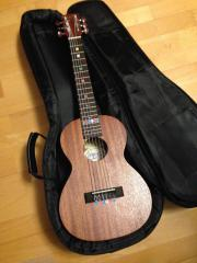 Tenor-Ukulele, Minigitarre
