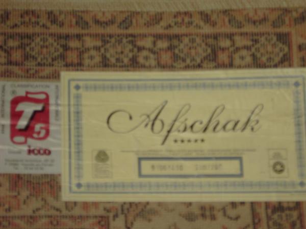 Teppich - Afschak -