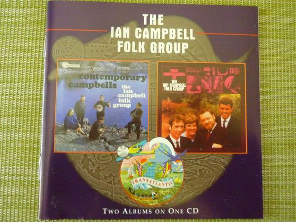 The Ian Campbell Folk Group - Speyer - Contemporary Campbells und New Impressions - Speyer