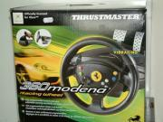 Thrustmaster Ferrari Lenkrad X-Box compatibel