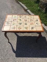Tisch Beistelltisch Wohnzimmertisch schoenes vintage