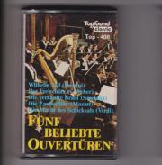 Tonband-Kassette 5 beliebte Ouvertüren