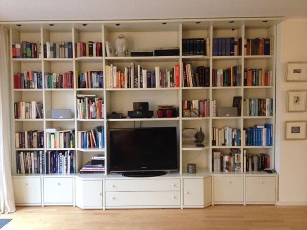 top h lsta regalwand mehr regal braucht kein mensch. Black Bedroom Furniture Sets. Home Design Ideas