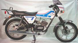 80er, 125er Leichtkrafträder - TOP MOPEDS GS ENDUROS STREET