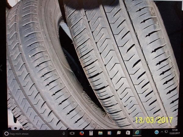 TOP REIFEN ANGEBOT 2 SOMMERREIFEN HANKOOK RA 28 215/65 R 16 C 106/104 T Profil 7, 5 - 8 mm DOT 2015 - Göppingen Jebenhausen - TOP Profil, wie fast NEU: REIFEN 1: 9,12 mm, 8,46 mm und 7,50 mm, REIFEN 2: 8,29 mm, 7,79 mm und 7,51 mm (DIGITAL an 3 PROFILPUNKTEN gemessen), passend für sehr viele MERCEDES SPRINTER, VW CRAFTER, IVECO, FIAT DUCATO und vielen a - Göppingen Jebenhausen