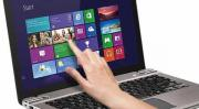 Touch Laptop, Toshiba