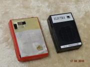 Transistor-Taschenradios 2 Stück
