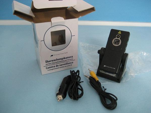 uberwachungskamera aufzeichnung gebraucht kaufen nur 2 st bis 65 g nstiger. Black Bedroom Furniture Sets. Home Design Ideas