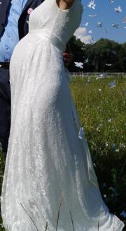 Umstands Brautkleid