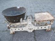 Verkaufe alte Küchenwaage