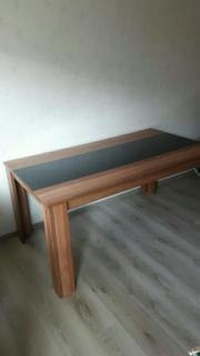 esstisch wenge gebraucht kaufen nur 4 st bis 70 g nstiger. Black Bedroom Furniture Sets. Home Design Ideas