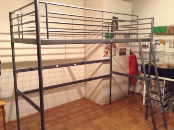 hochbett bett neu und gebraucht kaufen bei. Black Bedroom Furniture Sets. Home Design Ideas