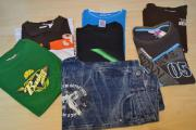 Verkaufe Kleidungs-Paket
