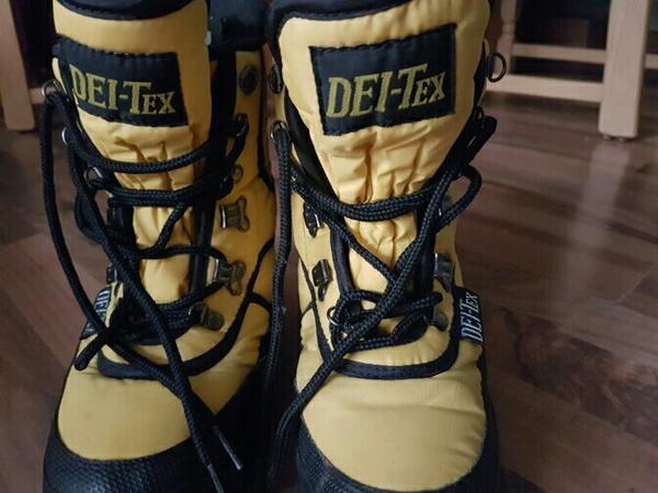 Verkaufe Winterschuhen mit » Schuhe, Stiefel