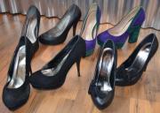 Verschiedene high heels 37 38