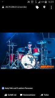 Versierter drummer sucht